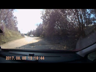 ДТП Пежо 307 и Киа