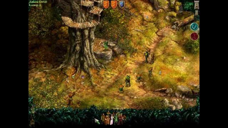 Робин Гуд. Легенда Шервуда - Robin Hood: The Legend of Sherwood - прохождение - Оборона Дерби