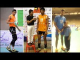 The Tallest Volleyball Player In The World  2 m 24 cm Wutthichai Suksala