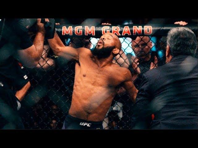 UFC 216: Demetrious Johnson vs Ray Borg - One Win from History