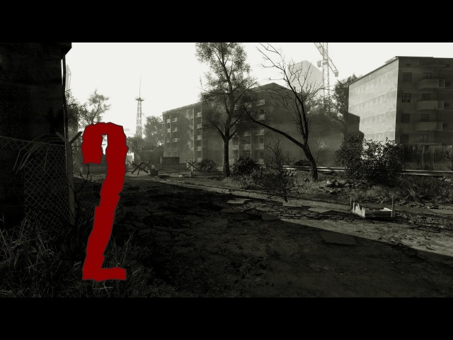 Прохождение S.T.A.L.K.E.R.: Мёртвая Зона (Death Zone Mod) часть 2