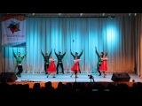 Народный-стилизованный под дабстеп ФЭФ (Студенческая весна 2017 гала-концерт)