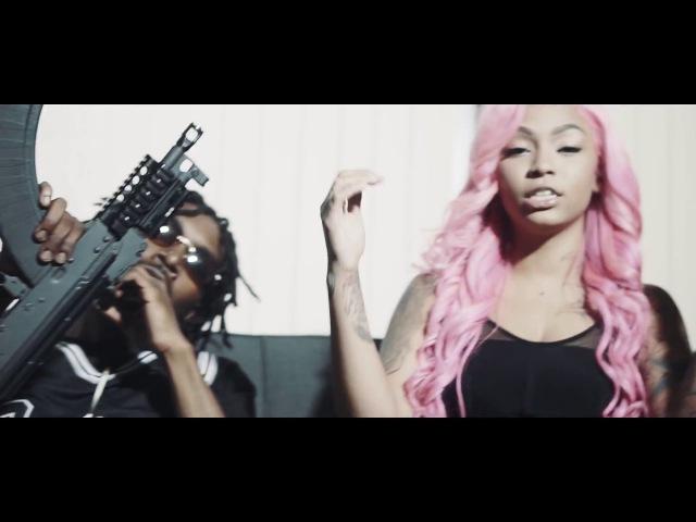 Joseph McFashion Feat Molly Brazy x Cuban Doll x AllStar JR x FMB DZ Raw Official Music Video