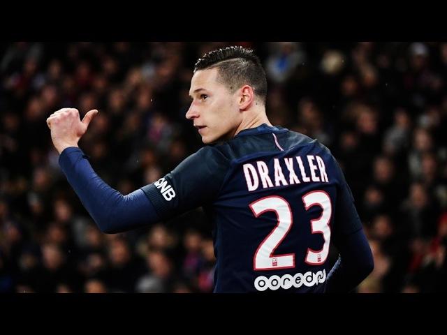 Julian Draxler - First Steps - PSG - Amazing Skills Goals 2017 HD