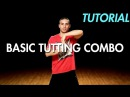 How to do a Basic Tutting Combo (Dance Moves Tutorial) | Mihran Kirakosian