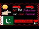Jashn e Azadi National Song Dil DIl Pakistan by ismail panhwer