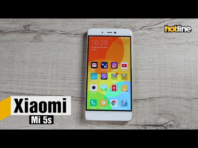 Xiaomi Mi 5s — обзор смартфона
