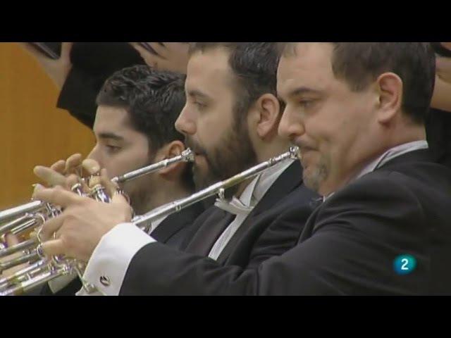 J.S. Bach - Oratorio de Navidad -Trumpet Selectio