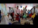Танец пап с дочками в детском саду, на 8 марта!!!! 03.03.2017г.