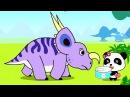 Планета динозавров Мультики про динозавров Мультики для малышей Мультик игр...