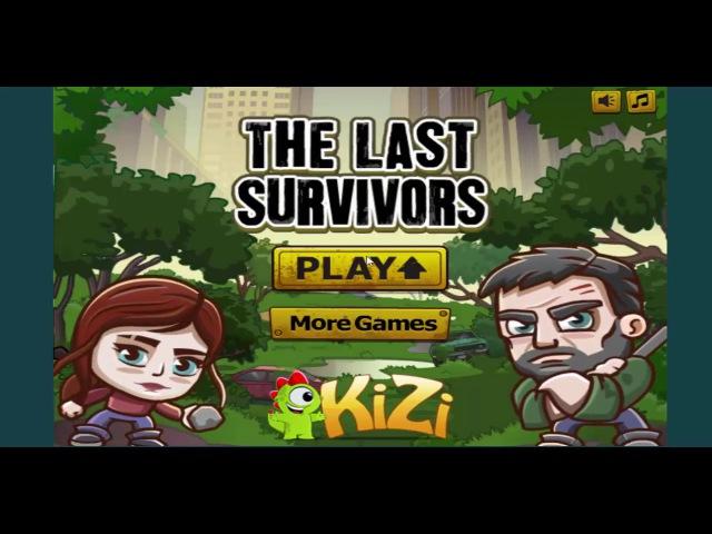 Прохождение Последние выжившие Walkthrough The last survivors 1 - 9 уровень