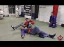 Тренировка от 10 октября по боевому самбо передняя подножка в падении