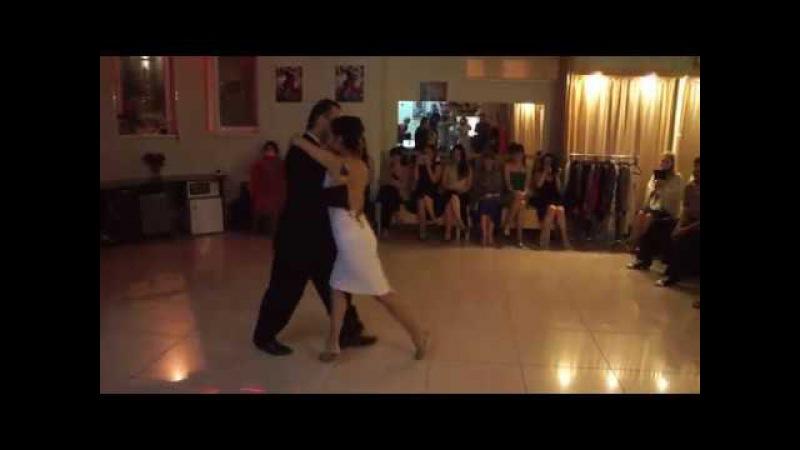 Mariana Soler и Алексей Рукавицын. Improvisation