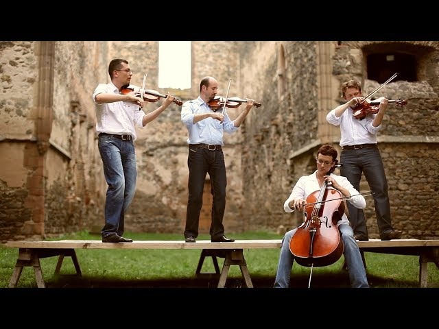 Top 10 Instrumental Covers Of 2017 ( Guitar , Violin , Cello , Saxophone , Piano )