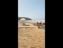 Пляж Легзира. Агадир. Марокко