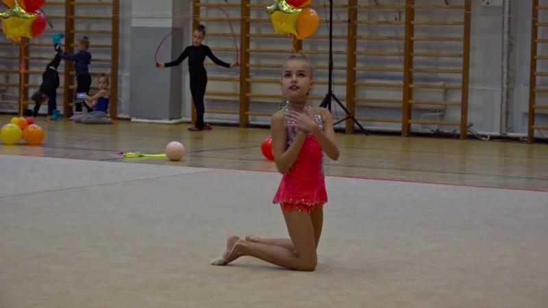 Сергеева Виктория, 2007, без предмета, г. Калининград.