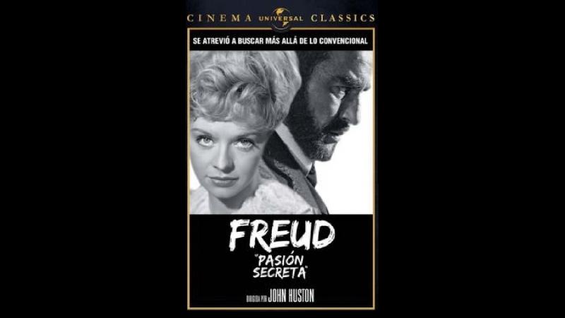 Фрейд. Тайная страсть / Freud (1962) Джон Хьюстон. Vintage original