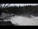 Водопад Куми-порог на реке Войница