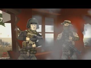 Друзья по Battlefield - Турели (6 серия) [6 сезон]