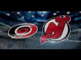 Нью-Джерси - Каролина 1-3. 26.03.2017. Обзор матча НХЛ