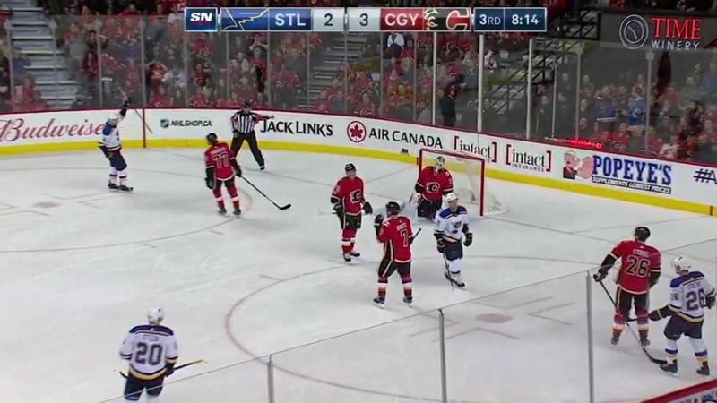 Сент-Луис 4 –7 Калгари. Обзор матча (Хоккей. НХЛ) 14 ноября 2017