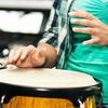Кубинский барабан конга. Пробный урок.