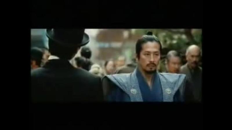 сцена не вошедшая в основную версию фильма последний самурай