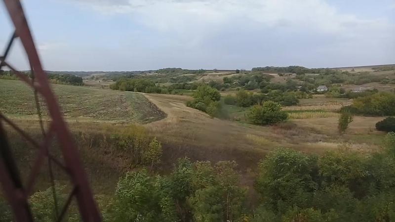 Поезд 123/124 Киев - Константиновка