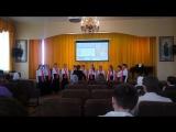 Хор Казанской духовной семинарии-Трисвятое ,Тропарь Пасхи на кряшенском