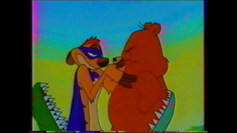 Дисней клуб (ОНТПервый, 2004) Тимон и Пумба: Супер свин, Лас-Вегас для смелых (не до конца)