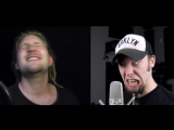 Leo Moracchioli feat. Rob Lundgren - Eye of the Tiger (metal cover)