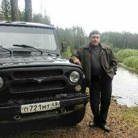 Анкета Эдуард Ушаков
