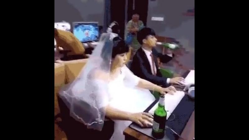 Идеальный брак...