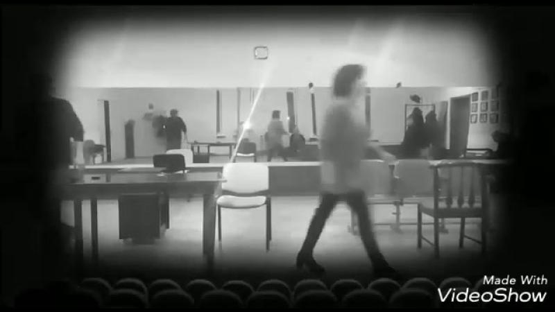 театр КОНТУР приоткрывает завесу репетиций