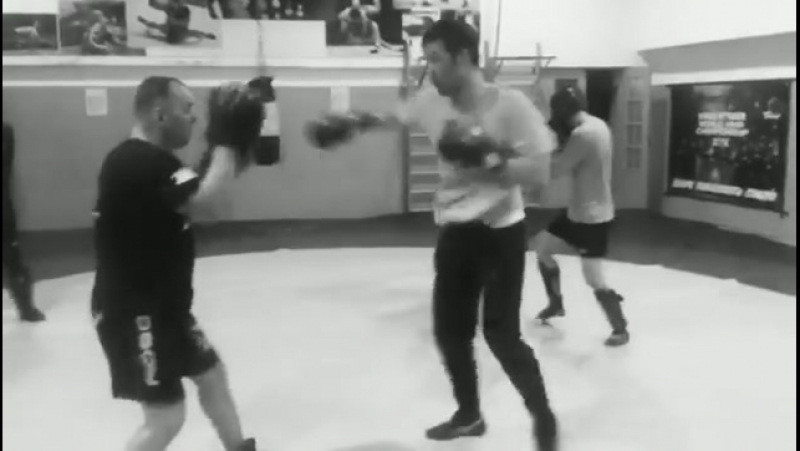 MMA Fighters KZ: Шавкат Рахмонов!
