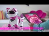 Видео обзоры игрушек - Робот кошка Teksta Kitty