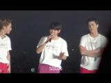 [FANCAM] 160318 EXOPLANET #2 - The EXOluXion in Seoul [dot] @ EXOs Baekhyun - Ment
