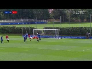 «Лестер Сити до 23» 0:1 «Манчестер Юнайтед до 23»