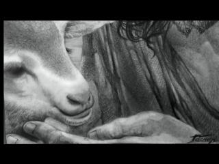 ,,Останься человеком,,Иконописец-портретист М-К Гаспар,Крым,Симферополь.