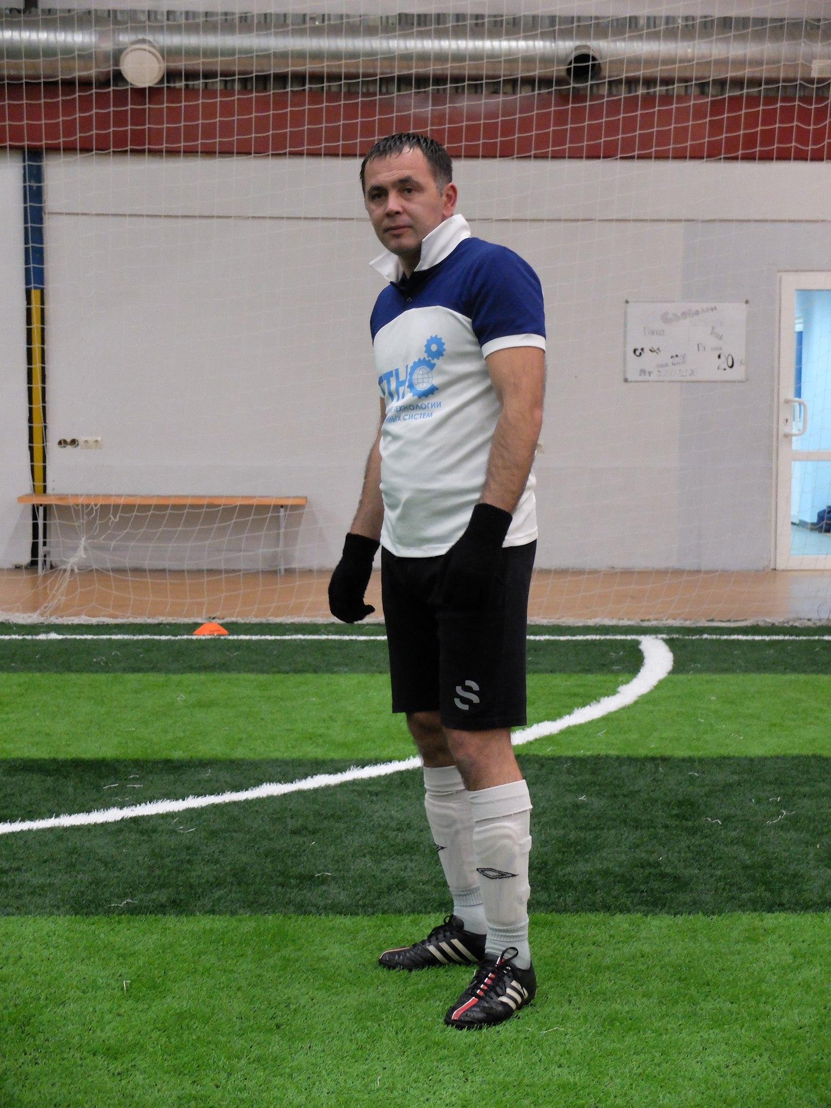 Атмир Батыров.