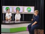 Первое занятие Детской Телеакадемии - интервью с участниками проекта!