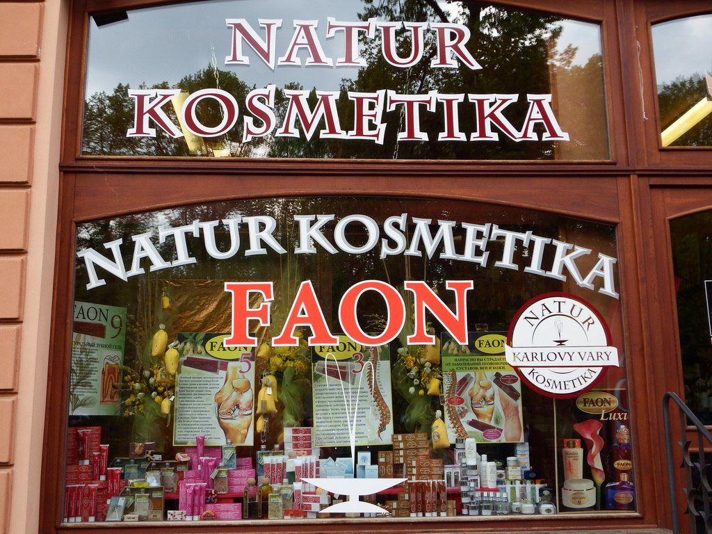 Где в праге купить косметику фаон купить элитную косметику в москве