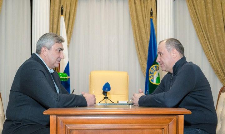 Казимиру Боташеву присвоили высшую государственную награду Карачаево-Черкесии