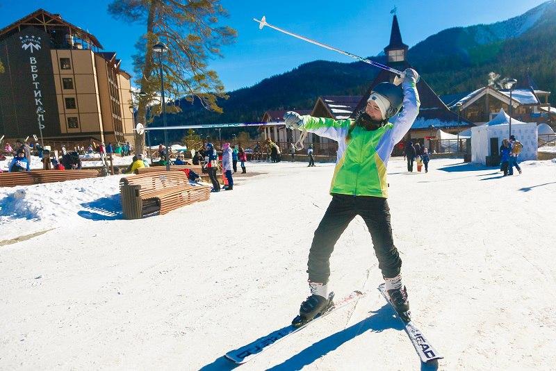 В Зеленчукском районе состоятся бесплатные тесты лыж