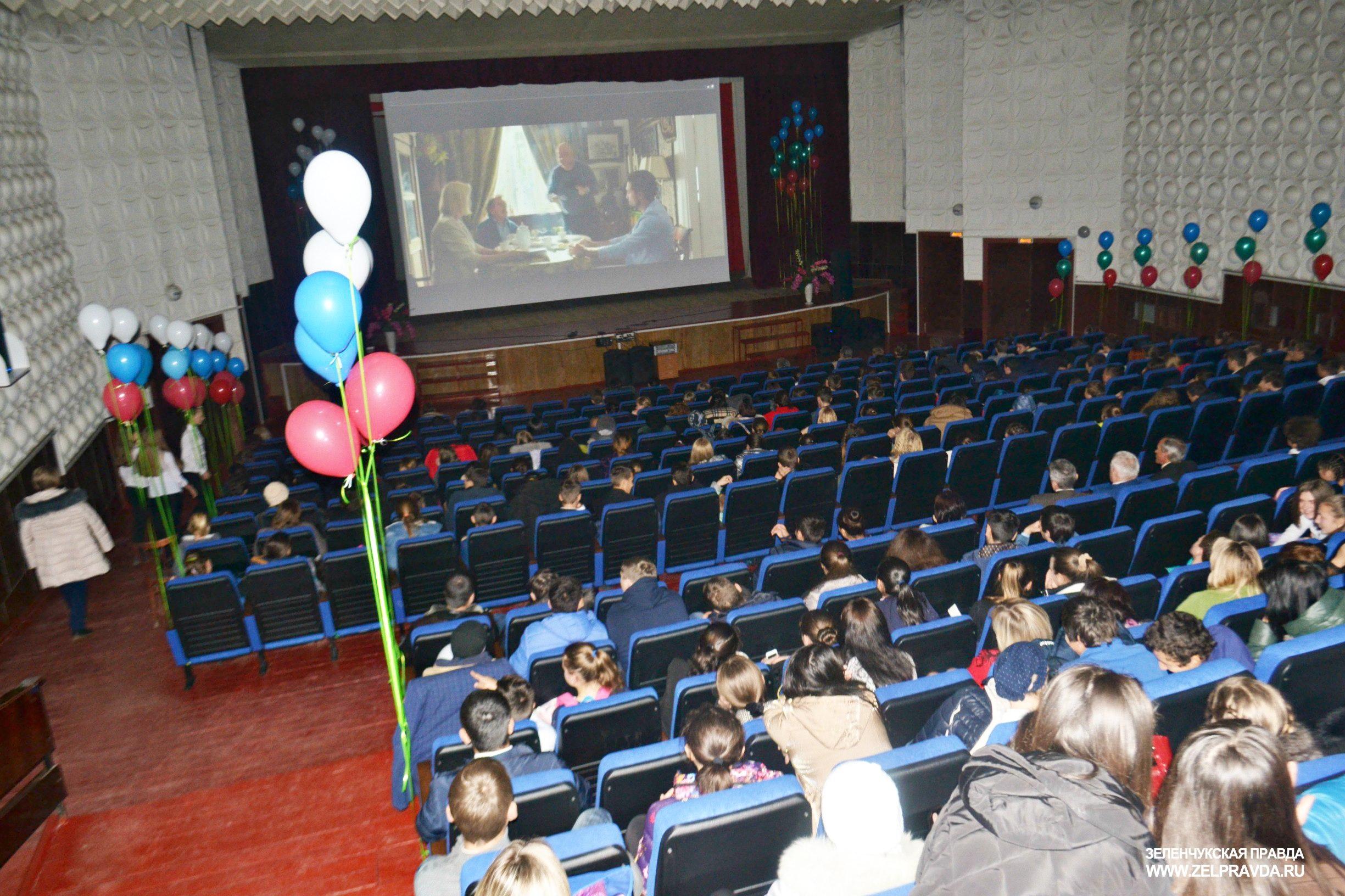 Чаушев И.Б.: стоимость билета на киносеанс не превысит 190 рублей