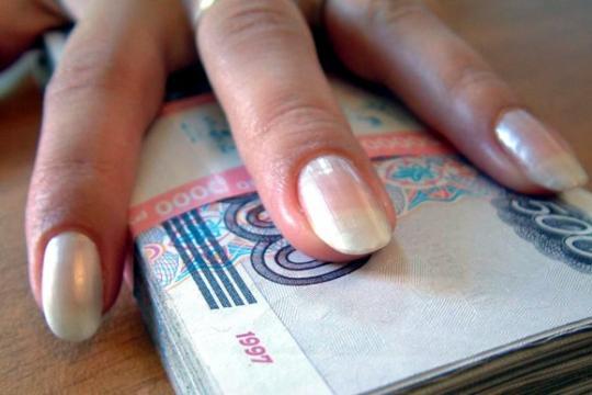 В Черкесске директор школы задержана за дачу взятки в 100 тысяч рублей