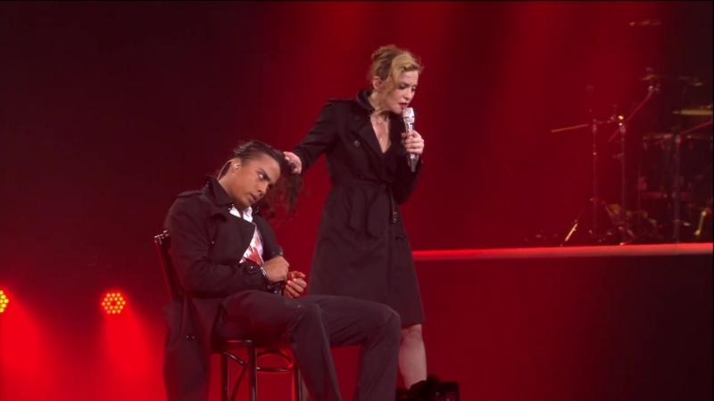 Madonna - Live at Paris Olympia (2012)