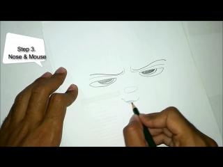 Как нарисовать малыша из мультфильма Босс -молокосос