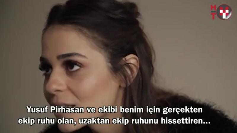 KalpAtışının Esması, Burcu Türünzle keyifli röportaj yarın Gazete Habertürkte!