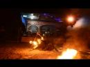 Fire Show от Сергея Литовченко на 10 летие мотоклуба HEADWIND MC Izyum Kh UA часть первая
